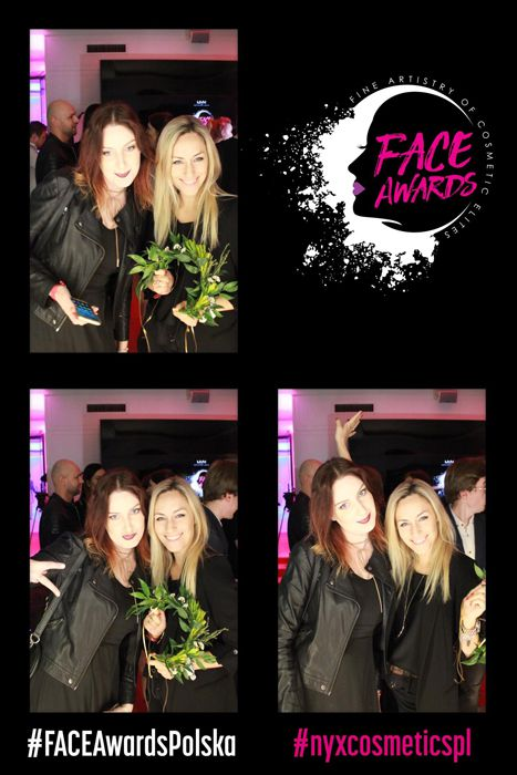 Gifbudka Magic Mirror - event FACE Awards